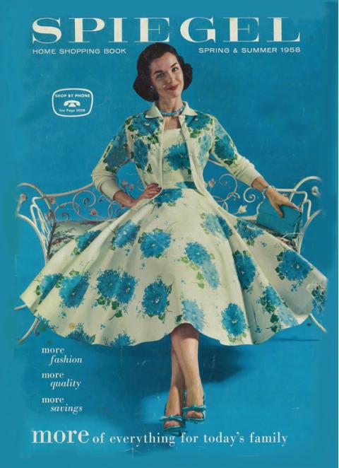 Spiegel Catalog 2011 Spiegel Catalog 1958